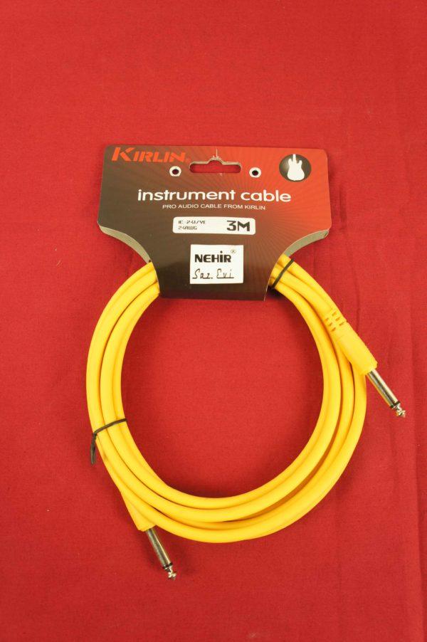baglama_gitar_ara_kablo_instrument_cable_3m_kirlin_ic-241-3m_1